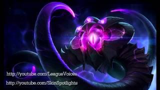 Vel'Koz Voice - English - League of Legends