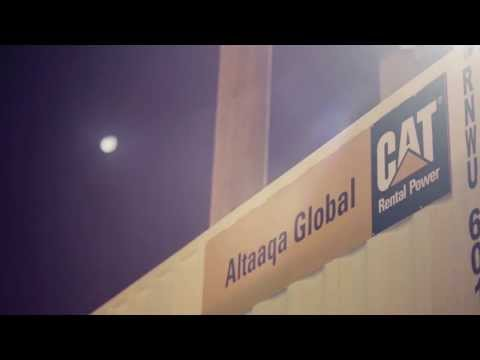 Altaaqa Global Vid4 Temporary Power Plant, Utility Rentals & Energy Solutions