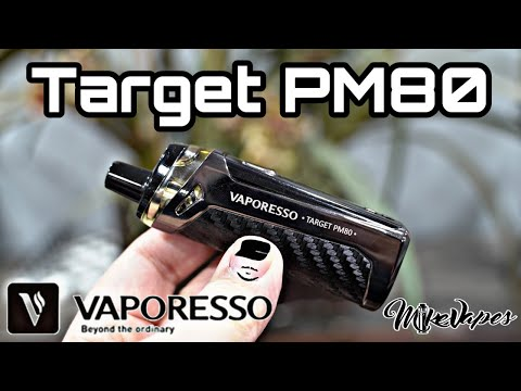 video Vaporesso – Target PM80 Kit