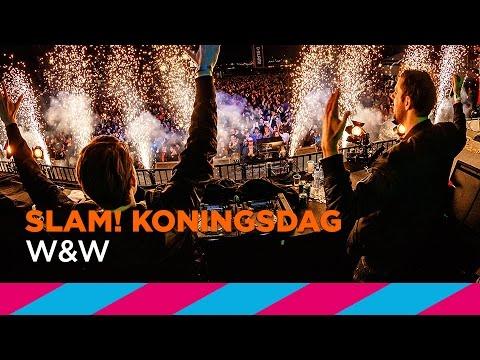 W&W (Full live-set) | SLAM! Koningsdag 2017
