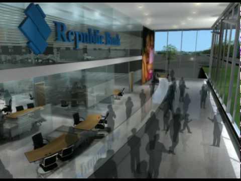 republic bank prototype branch