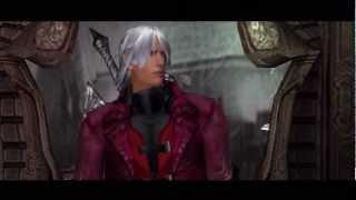 Devil May Cry 1 HD: Dante vs Nero Angelo