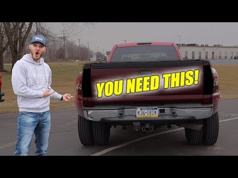 THIS SHOULD BE THE FIRST MOD FOR ANY TRUCK!