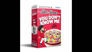 Jax Jones - You Don't Know Me (feat. RAYE) (Official Instrumental)