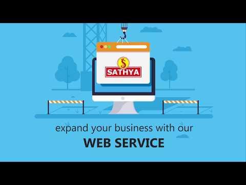 Web Design Services | Sathya Technosoft