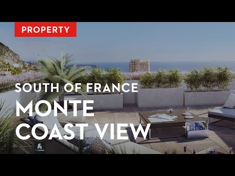 Monte Coast View - Beautiful apartments for sale in Monaco