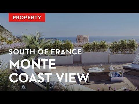 Monte Coast View - Beautiful apartments for sale in Monaco