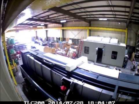 Atlas Pot Roll Cell Construction