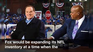 Fox closing in on rights deal with NFL for 'Thursday Night Football,' reports say