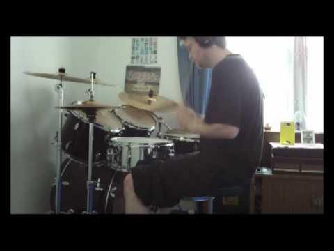 Placebo - Bulletproof Cupid (drumming)
