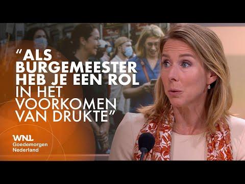 Staatssecretaris Van Veldhoven over protest op de Dam: 'Ongekend maar ook ongehoord in coronatijd'