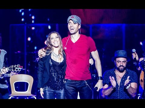 Enrique Iglesias & Debi Nova - Loco (Live at Parque Viva)