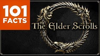 101 Facts About The Elder Scrolls