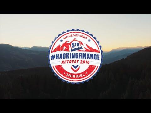 #AHFR16 - Anthemis Hacking Finance Retreat 2016