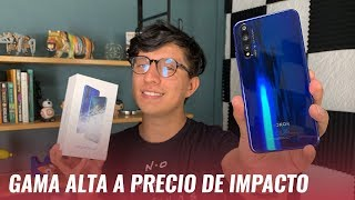 Video Honor 20 128 GB Azul qE4FLKUrcDA