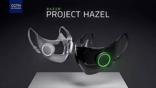 """Razer показала концепт """"самой умной"""" маски Project Hazel"""