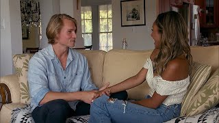 Tayshia Meets Up With John Paul Jones After Paradise - Bachelor in Paradise
