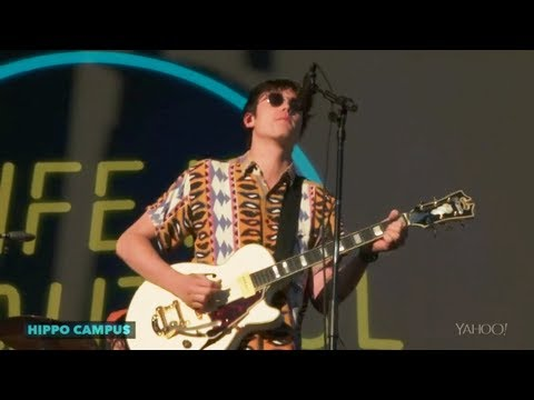 Hippo Campus - Live at Life Is Beautiful (Full Set)