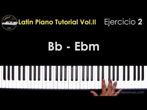 DRJASSMUSIC Latin Piano Tutorial Vol.2 - Merengue Rápido (Español)