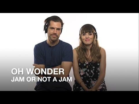 Oh Wonder play Jam or Not a Jam!