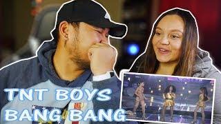 TNT Boys - Bang Bang | Jessie J, Ariana Grande, Nicki Minaj | Your Face Sounds Familiar Reaction