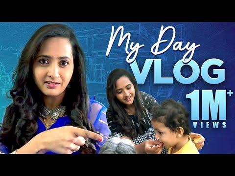Lasya's first vlog with Bigg Boss Harika's mom, Nikhil Vijayendra