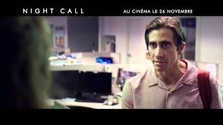 Night call :  bande-annonce VF