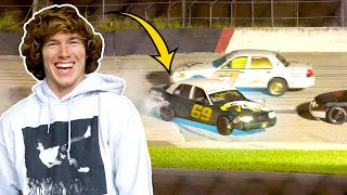 Crashing Cars with Danny Duncan!