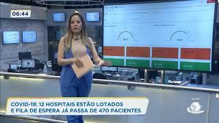 Ceará ultrapassa 430 mil casos confirmados de Covid-19