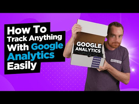 How To Track Anything With Google Analytics Event Tracking