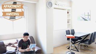 apartment 3 kamar dengan design modern