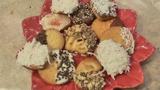 Quick Holiday Cookies