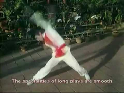 This is kung-fu - Long