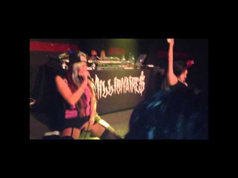 The Millionaires - The Weekend Live
