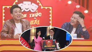 Thách thức danh hài | Tổng hợp: Trấn Thành, Trường Giang mãn nguyện khi cặp đôi quyết triệt sản MC