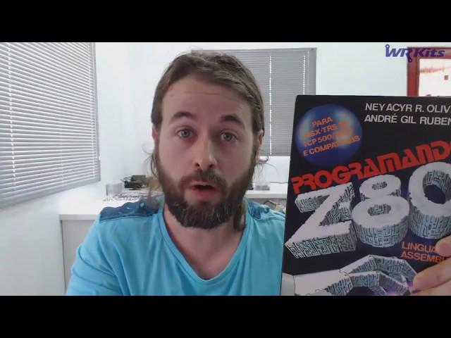 DICA DE LIVRO PARA PROGRAMAR Z80 | Somente Leitura