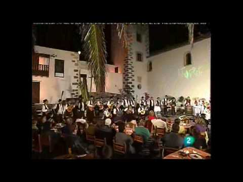 Amolán - Isa Canaria (Folclore tradicional canario)