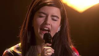 Angelina Jordan - Bohemian Rhapsody - America's Got Talent: The Champions One - January 6, 2020