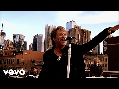 Baixar Bon Jovi - We Weren't Born To Follow
