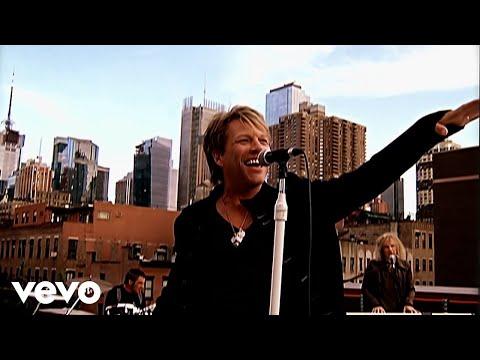 Bon Jovi - We Weren't Born To Follow