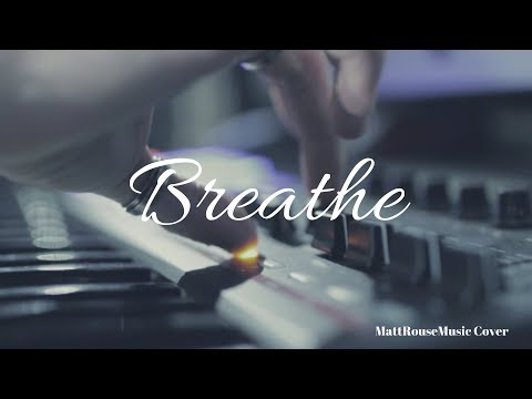 Breathe《喘息》- Lauv中文字幕∥ MattRouseMusic Cover
