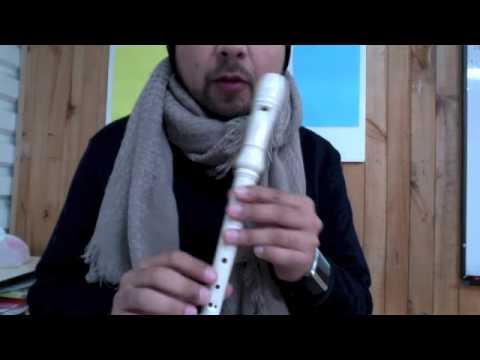 Taller de flauta 2/3 Si La Sol
