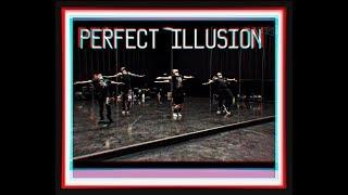 Unreleased Lady Gaga Perfect Illusion Richard Jackson Joanne World Tour Choreography