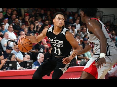 Portland Trail Blazers vs San Antonio Spurs