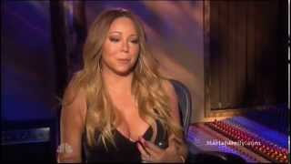 "Mariah Carey ""At Home In Concert with Matt Lauer"" Part 1 (NBC Special)"