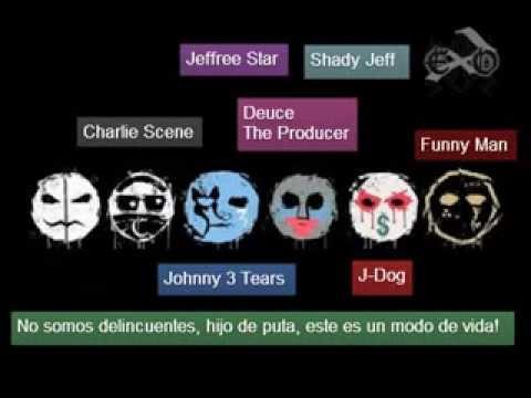 Hollywood Undead- Scene For Dummies (Subtitulado Español)