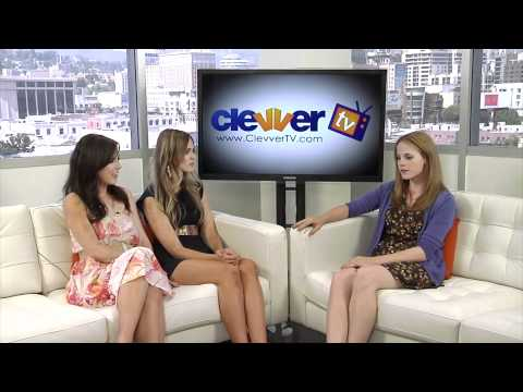 Katie Leclerc of ABC Family's 'Switched At Birth' In Studio - YouTube