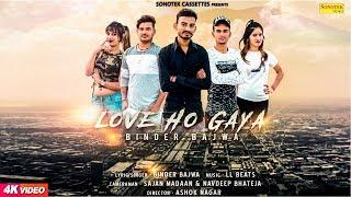 Love Ho Gaya – Binder Bajwa – Noor Angel