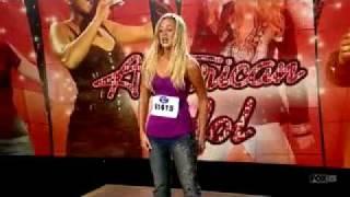 Kellie Pickler Audition for American Idol