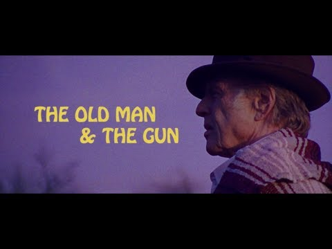 The Old Man and the Gun'